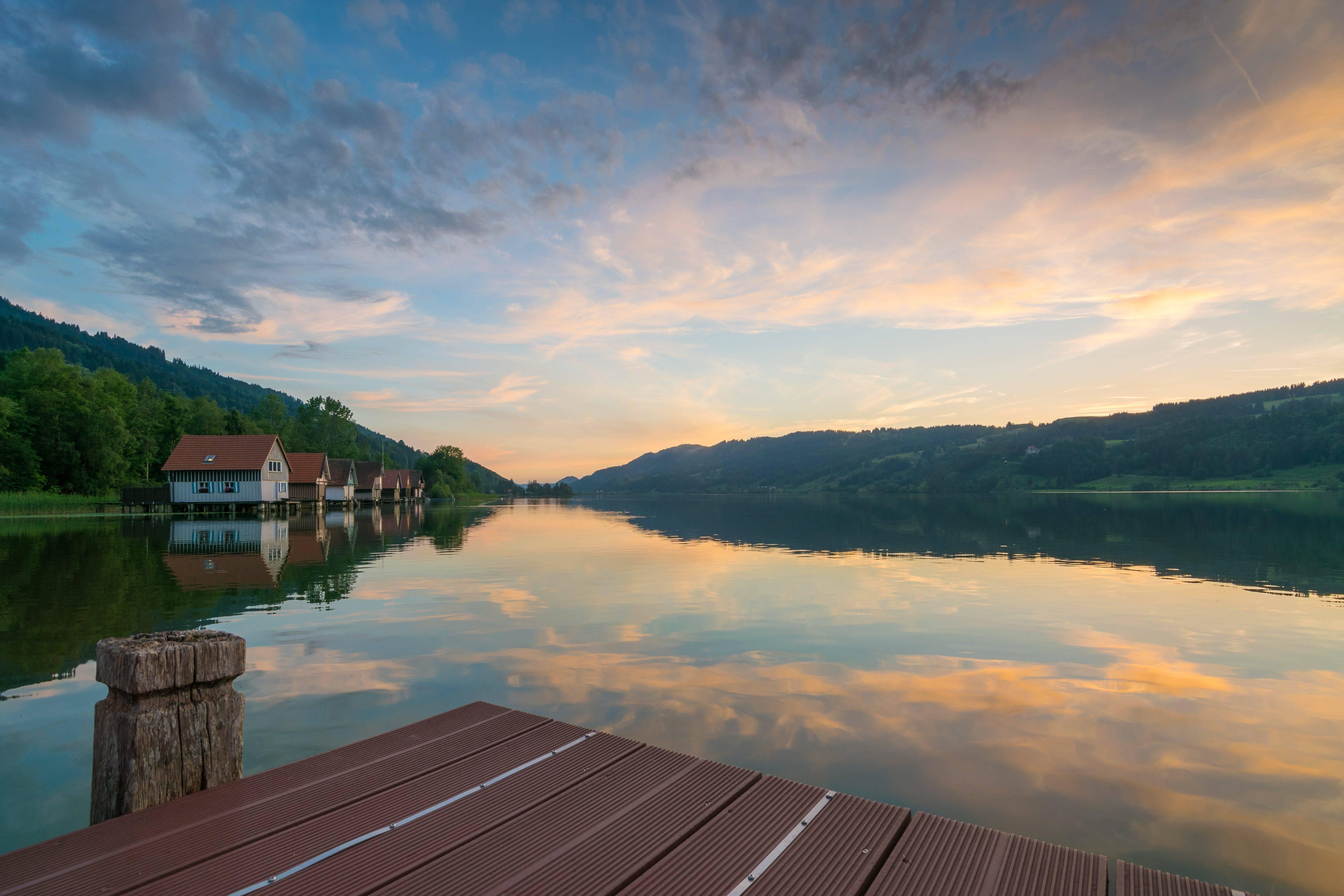 Familienurlaub im Allgäu direkt am Alpsee