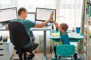 Homeoffice mit Kinder, die besten Hacks für die Familie