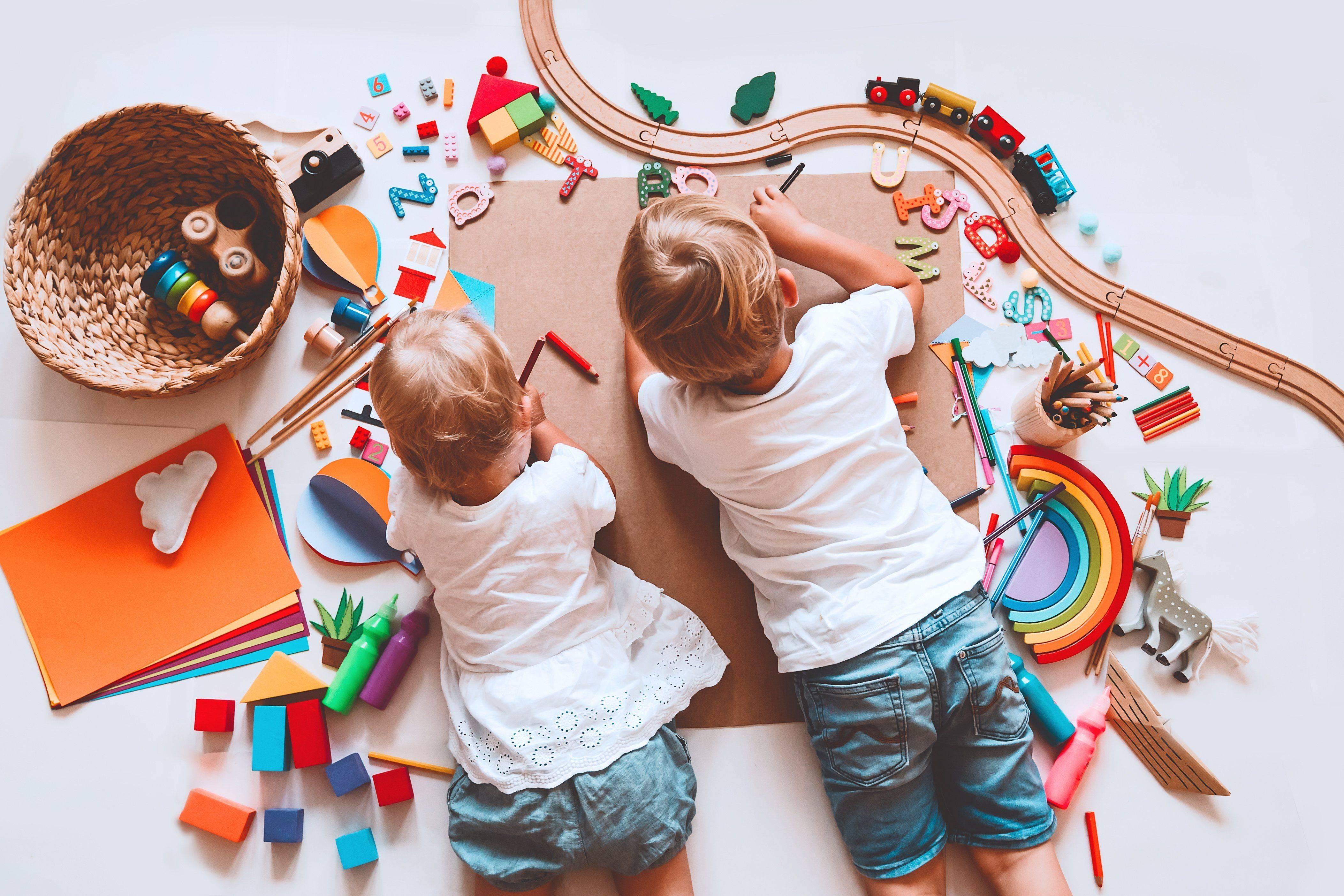 50 Tipps gegen Langeweile. Kinder zu Hause beschäftigen