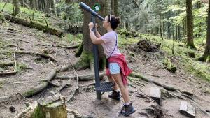 Luchspfad in Baden-Baden –  eine tierisch gute Wanderung mit Kindern im Schwarzwald