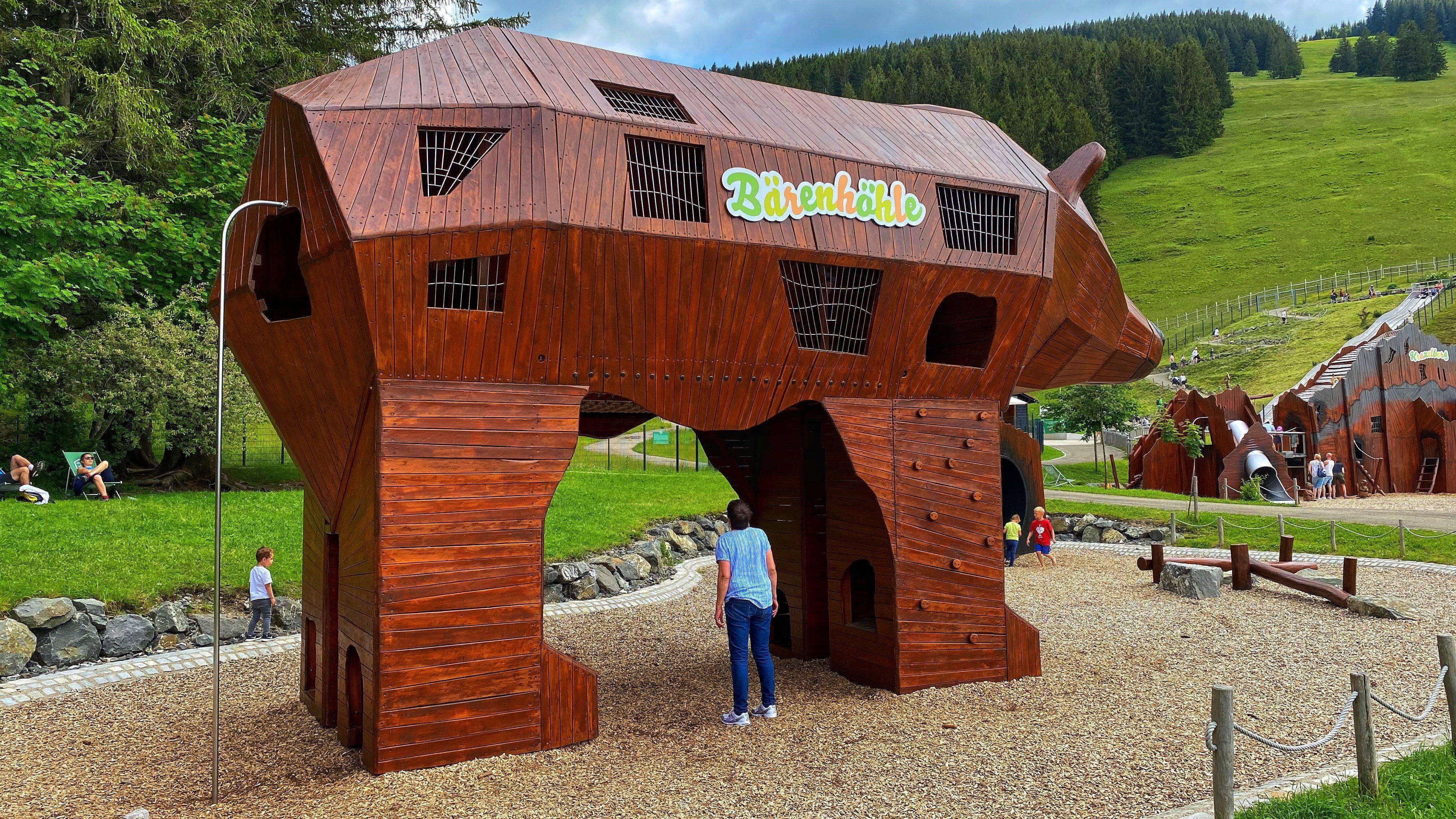 Alpsee Bergwelt – Familien Ausflug im Allgäu