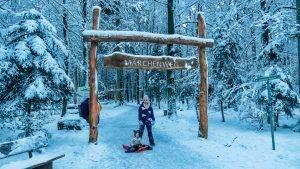 Wandern Märchenweg Bad Wildbad