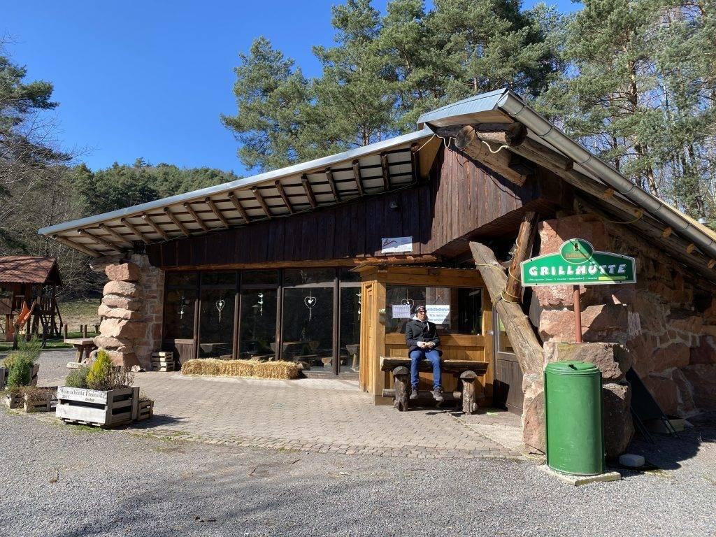 Grillhütte Auerochsenweg