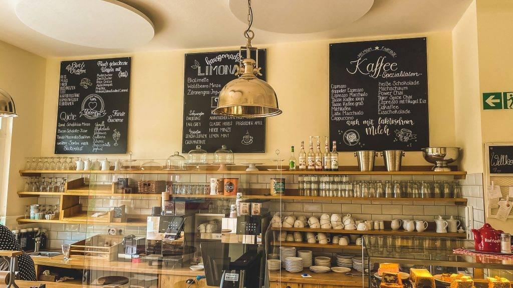 Cafe Lille Hus Ettlingen
