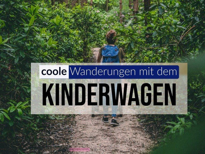Wandern Kinderwagen Kinder
