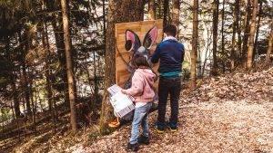 Eine drachenstarke Quiz Wanderung für die ganze Familie in Nordrach