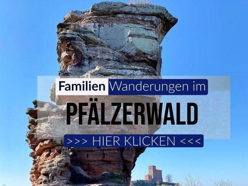 Familien Wandern Pfälzerwald