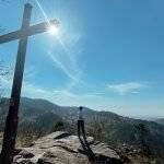 Kreuzfelsen – eine kleine und sehr feine Wanderung hinauf in luftige Höhen bei Baden-Baden