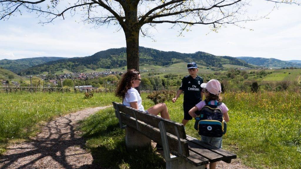Picknick Schwarzwwald
