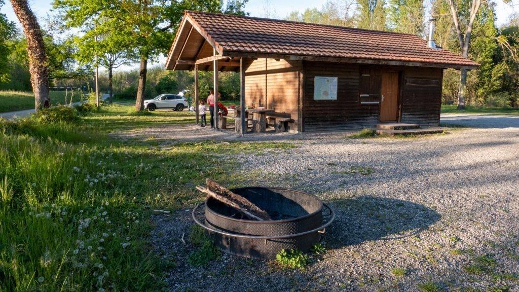 Schollenhütte Meißenheim