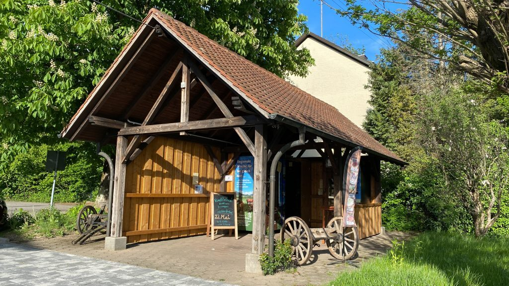 Steinbach Warenautomat