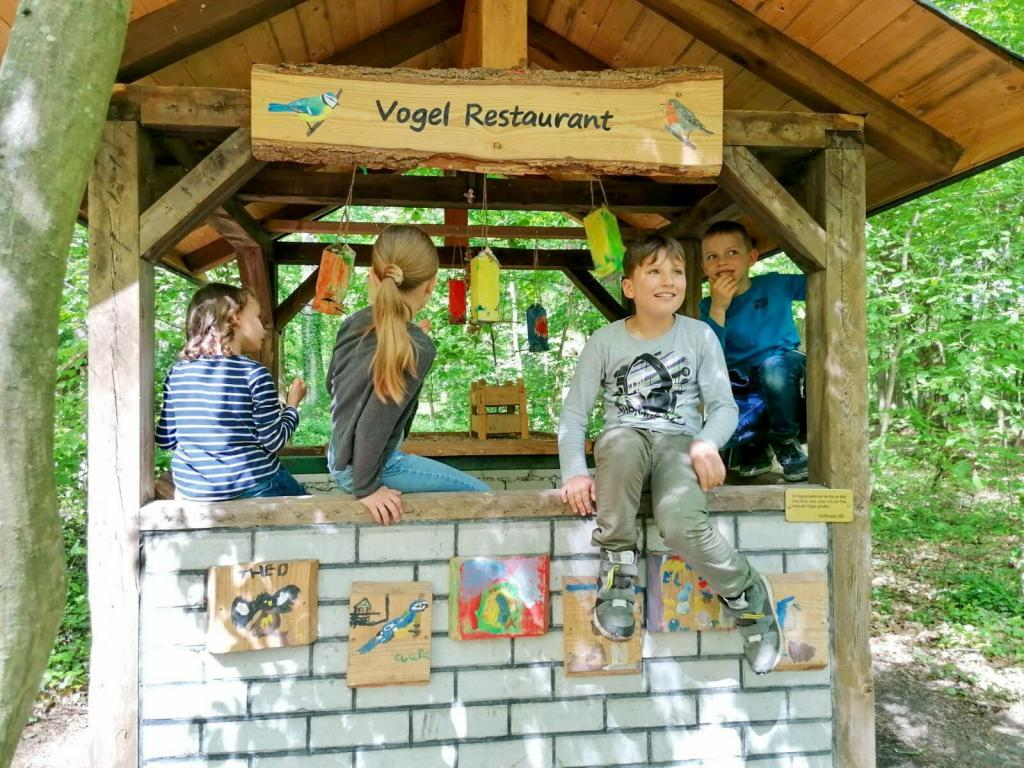 Vogel Restaurant Dino Tour