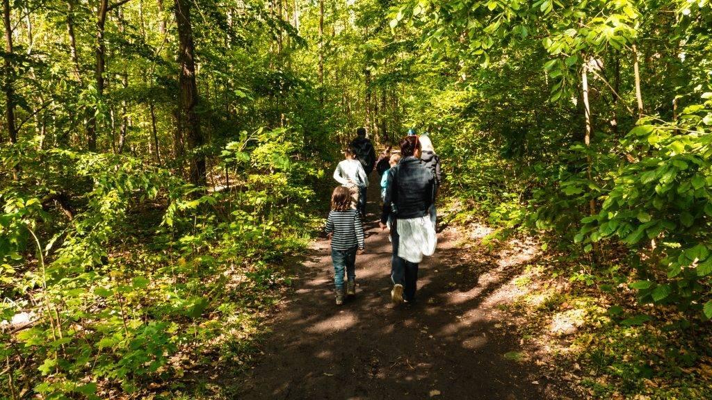 Wandern Kinder Pfalz