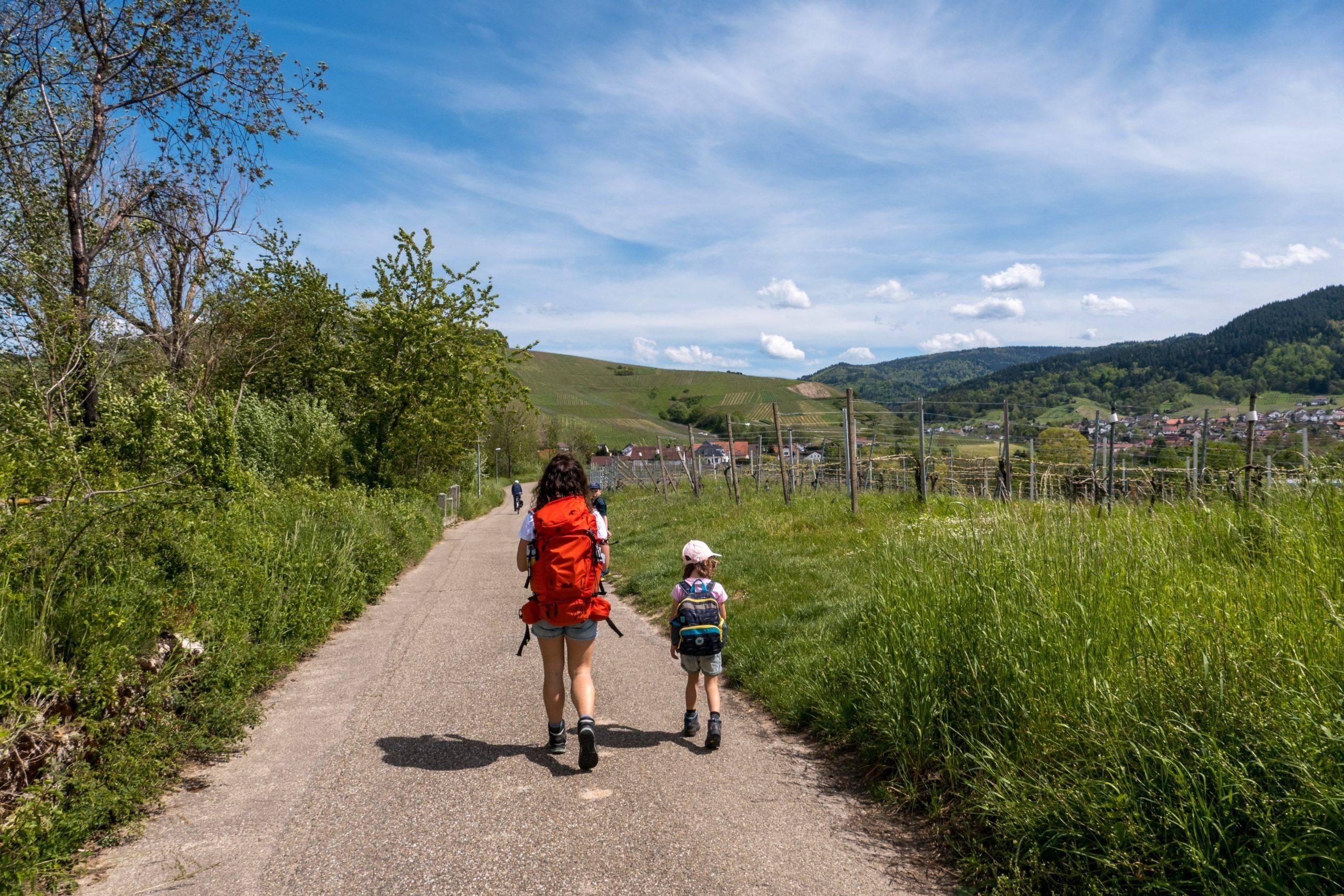 Wandern Kinder Schwarzwald