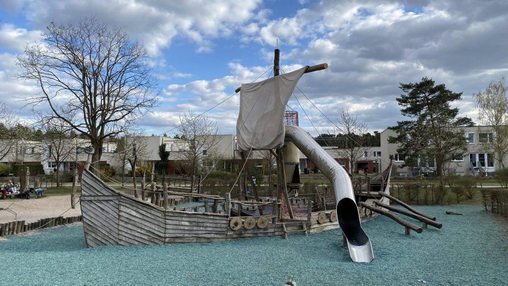 Staycation Spielplatz Karlsruhe