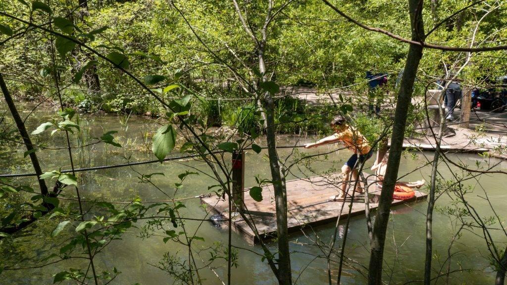 Walderlebniszentrum Ziegelwies Auwaldpfad