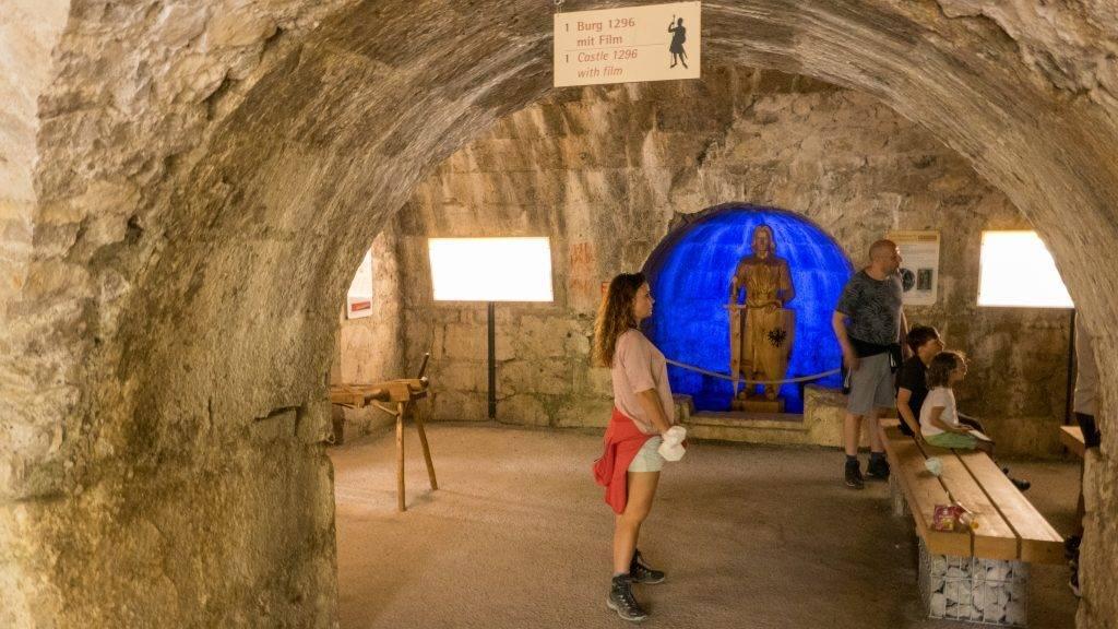 Ausstellung Burguine Ehrenberg