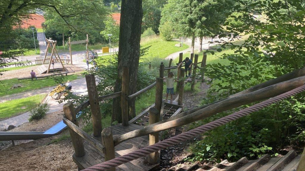 Räuberberg Abenteuerspielplatz Bad Wildbad