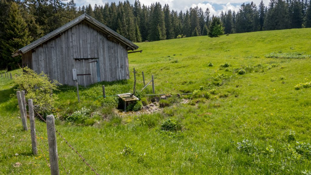 Wandern Rettenberg Allgäu