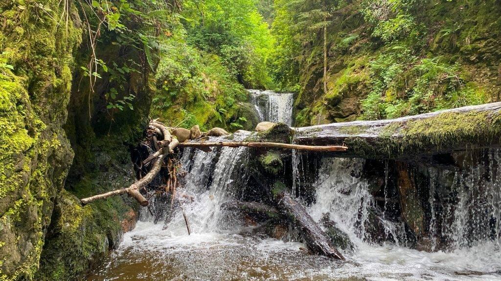Wasserspielplatz Geroldsauer Wasserfälle