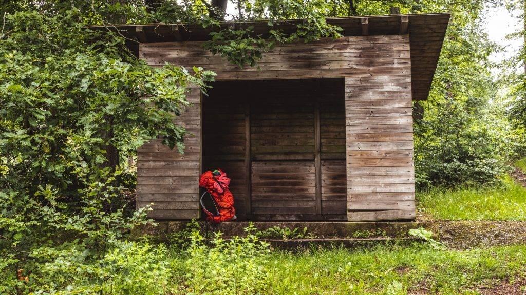 Schutzhütte Edenkobener Rundweg