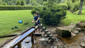 Wasserspielplatz Kurpark Bad Wildbad