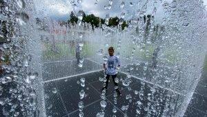 Wasserspiele Kurpark Baden-Baden